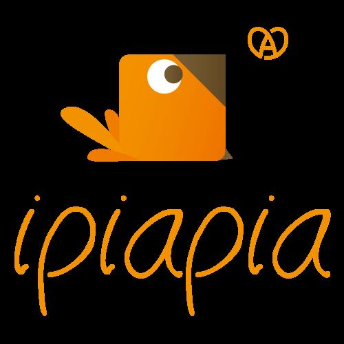 logo ipiapia graphiste
