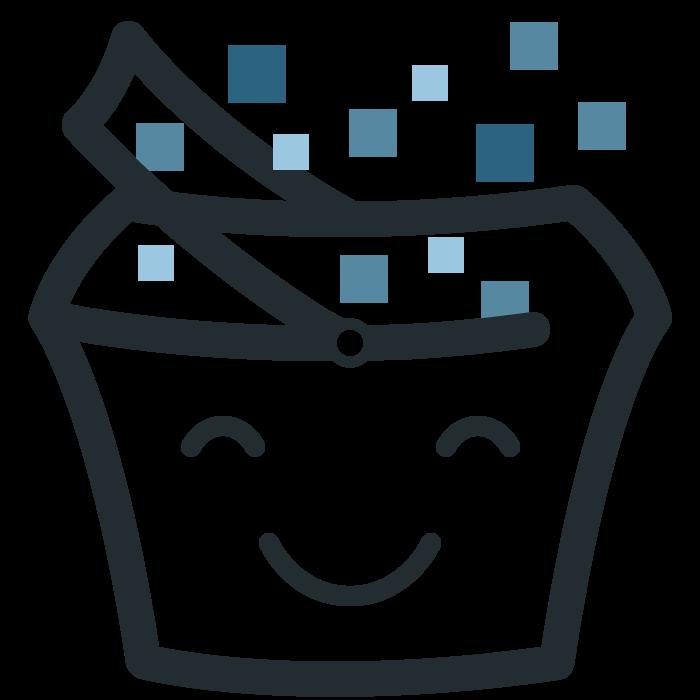 Panier de Pixels - icone