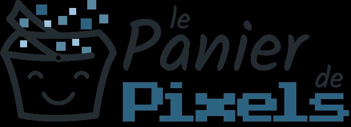 Panier de Pixels - logo