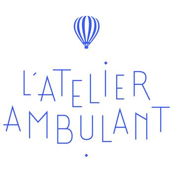 logo linogravure atelier ambulant