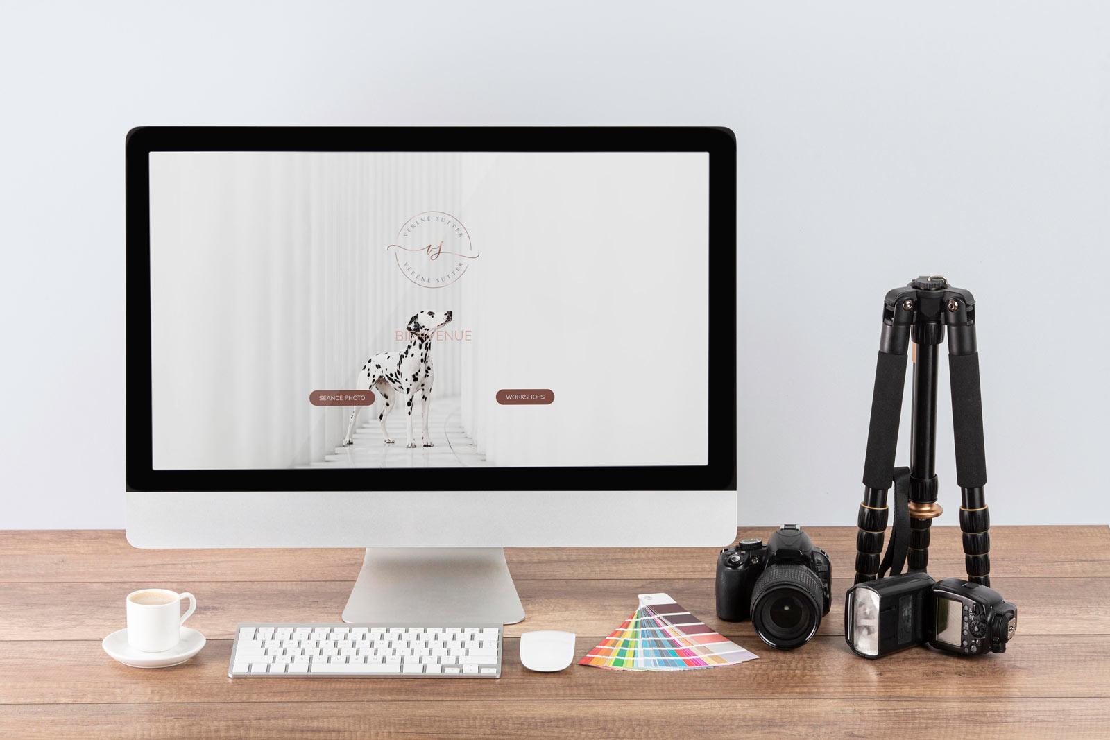 Site Web Photographie