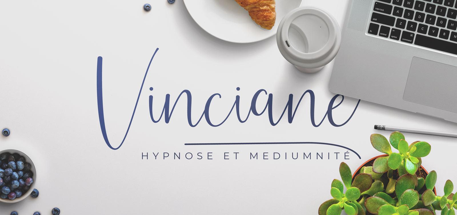 Création logo hypnose