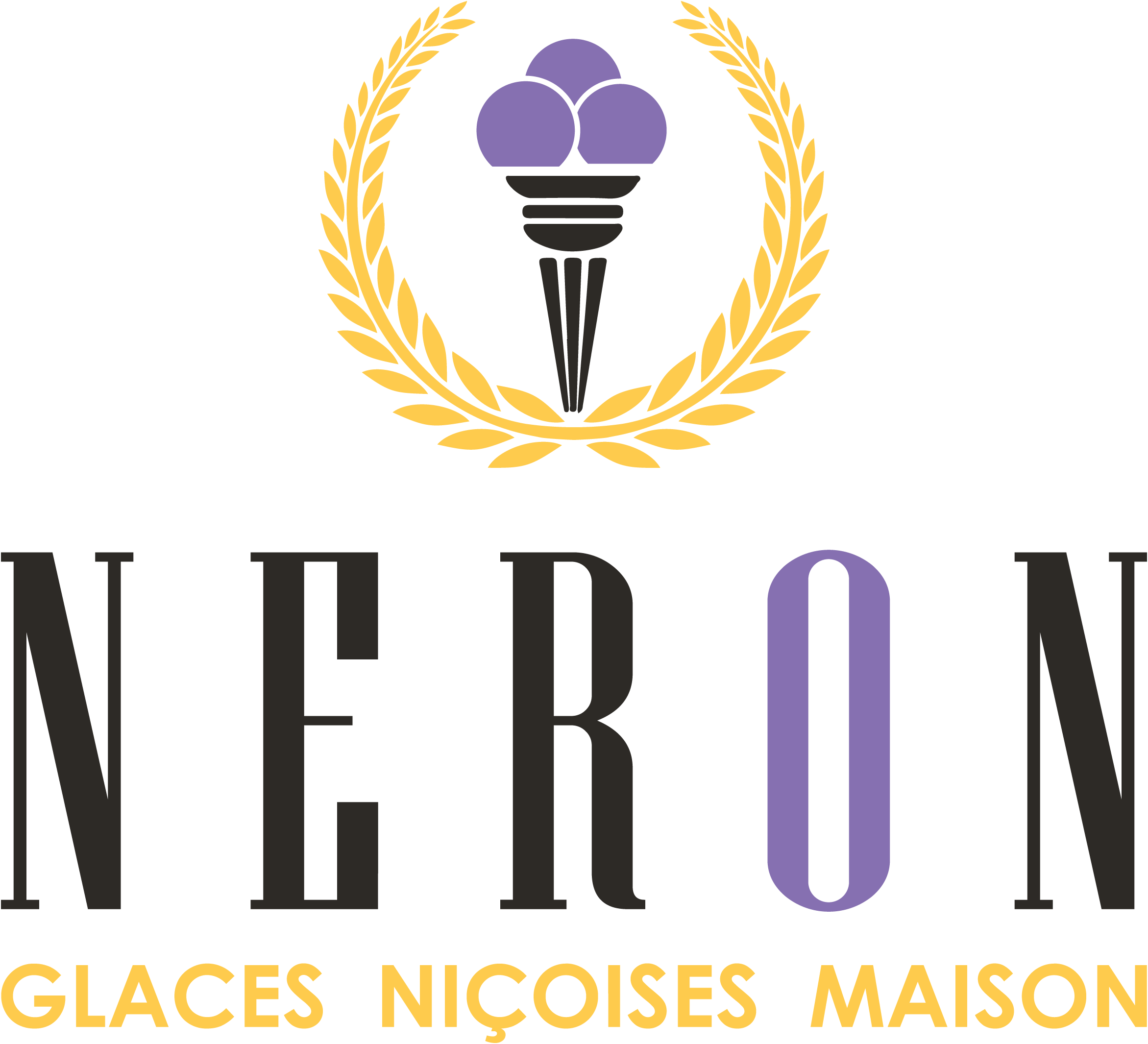 Logo neron glacier